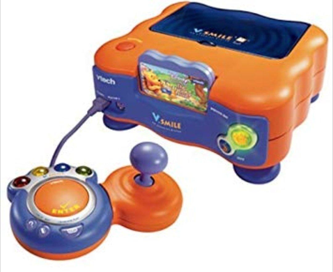 Oye soy el único que tenía esta consola de pequeño?