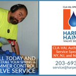 Image for the Tweet beginning: Cla-Val Field Service Specialists @cla-val