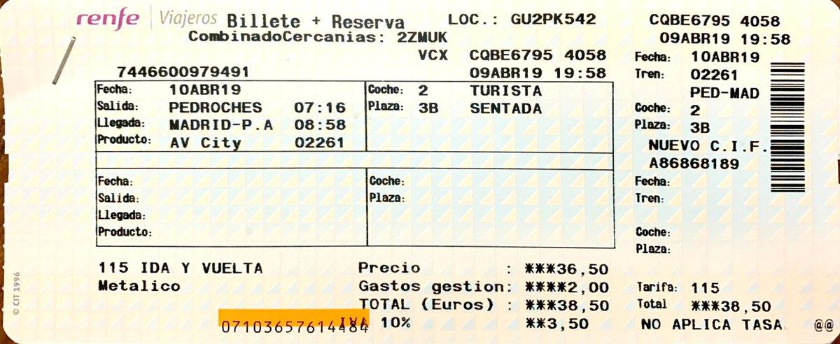 🆘Más respeto por el mundo #Rural 🆘 A la misma hora un habitante de #LosPedroches NO puede reservar un billete desde internet con salida VillanuevaDeCórdoba pero SÍ comprarlo en la estación de #Córdoba capital en ventanilla. @Renfe qué tal si somos más justos⁉ #LaEspañaVacía