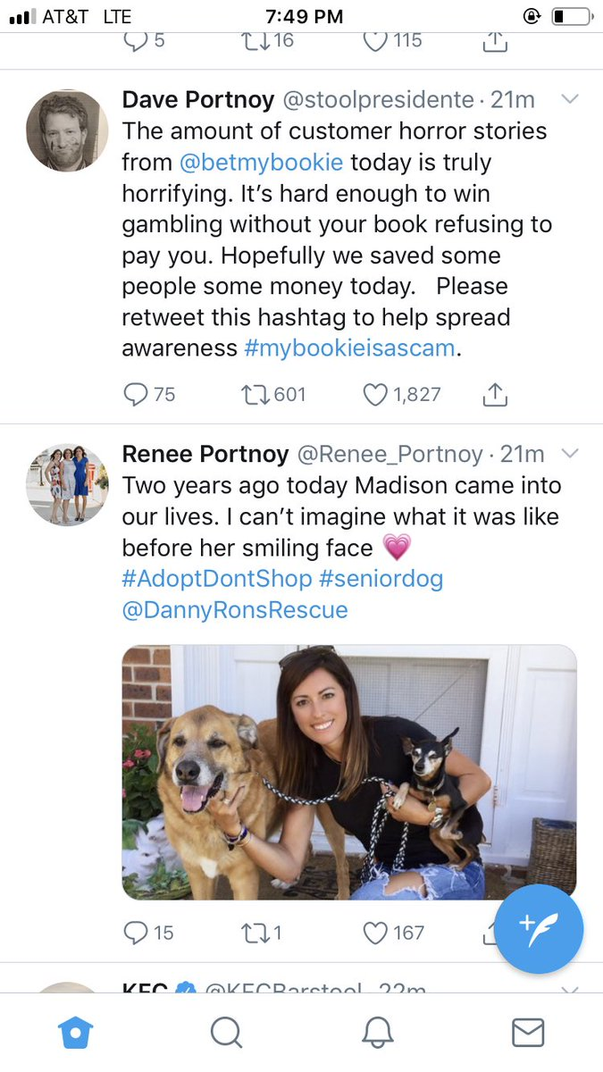 Renee Portnoy At Reneeportnoy Twitter