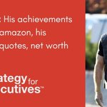 Image for the Tweet beginning: All about Jeff Bezos: From