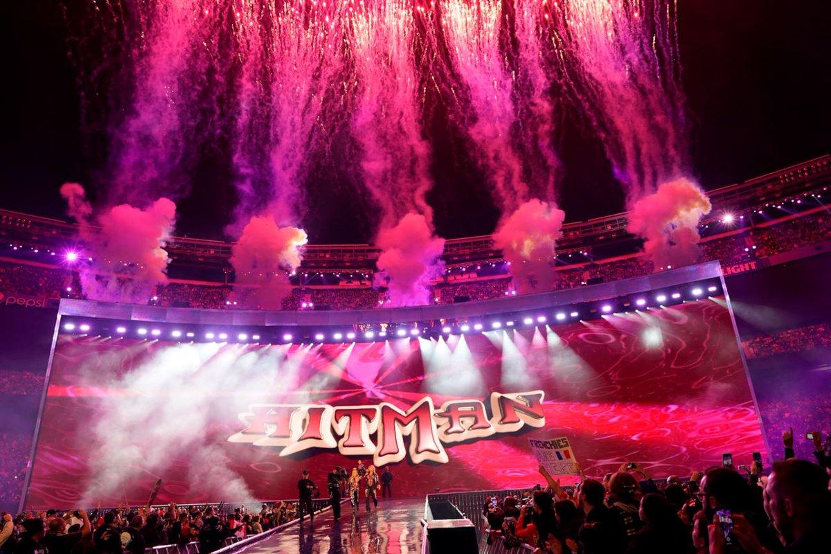 ᴅɪᴇɢᴏ's photo on #WrestleMania
