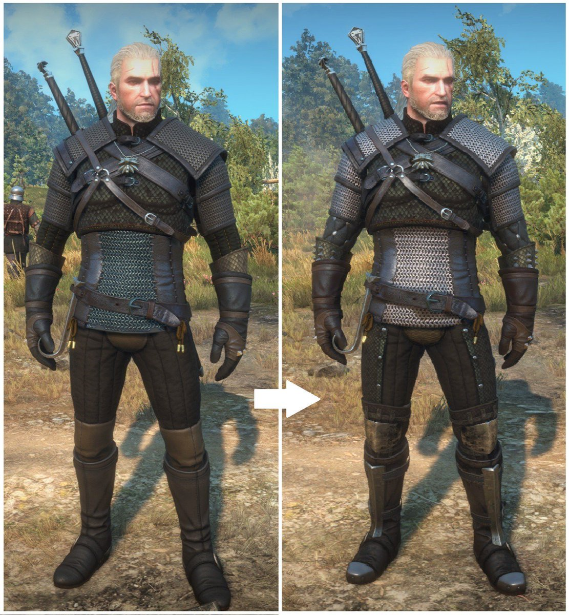 Nexus Mods On Twitter Grand Master Viper Armor Modifies The Appearance Of The Viper Armor To Give It A More Sophisticated Look Https T Co Ttkvrqfovx Nexusmods Tw3 Witchermods Tw3mods Https T Co Ihqa09fszp