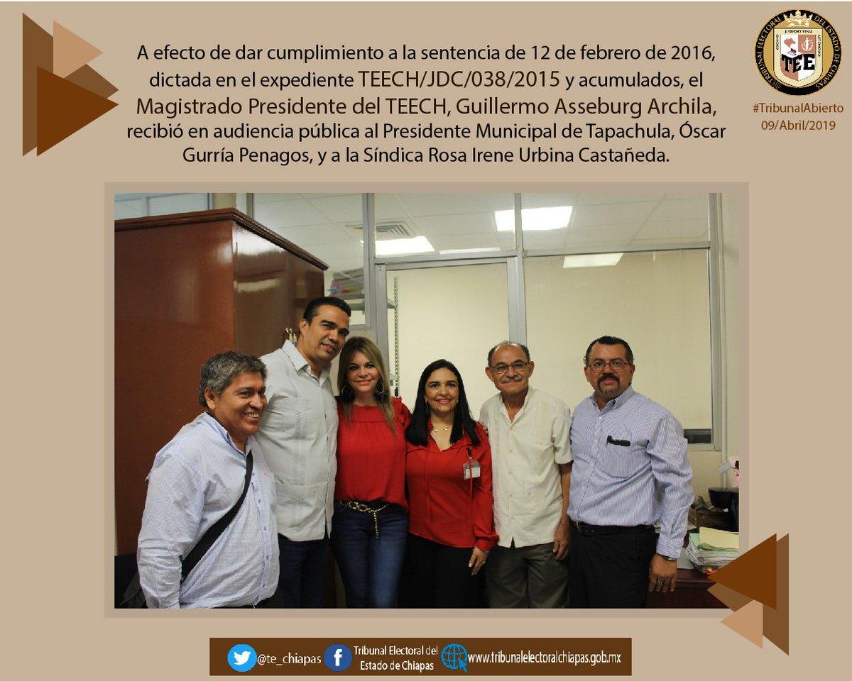 #AudienciaPública#TribunalAbierto