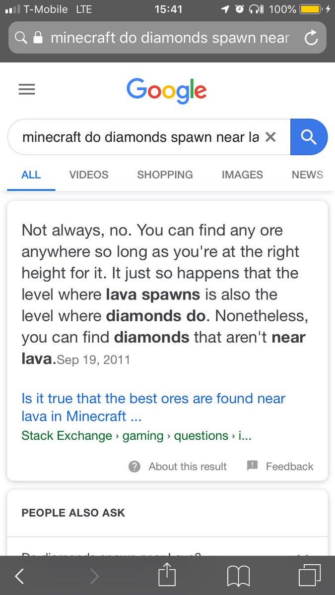 what y level do diamonds spawn in minecraft