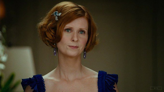 Cynthia Nixon is now 53 years old, happy birthday! Do you know this movie? 5 min to answer!