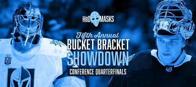 37b831ff50c New #HbyD! The 2019 Bucket Bracket Showdown: Conference Quarterfinals (by  @ally207