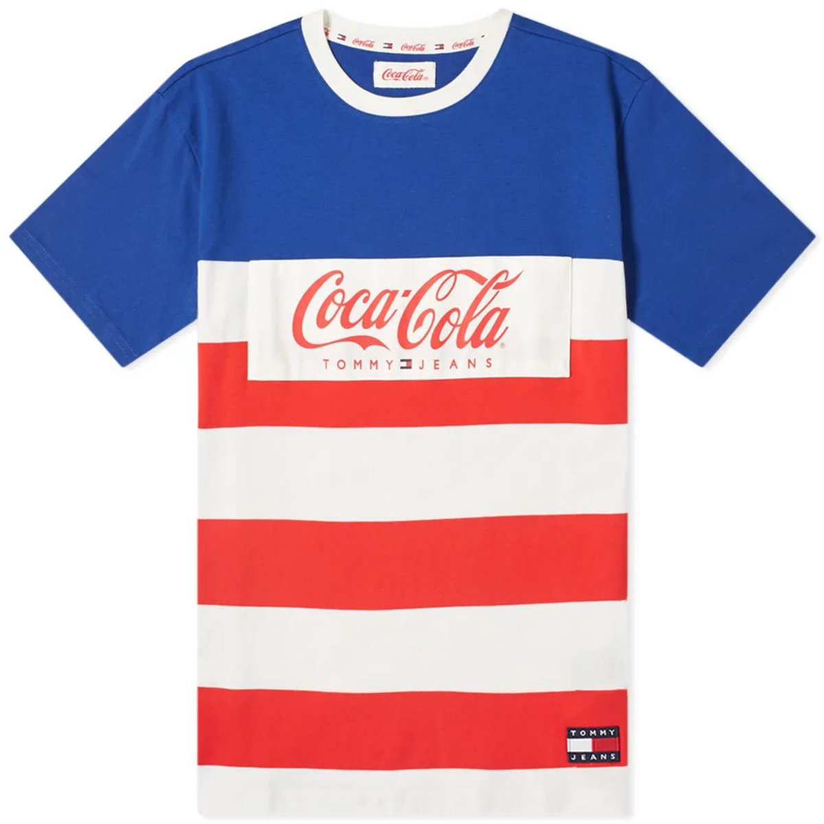 e59d93e1128564 ad  Coca-Cola x Tommy Jeans Tees Now Live At END Clothing     http   bit.ly 2UoYqNf pic.twitter.com WBfl2sGSi3
