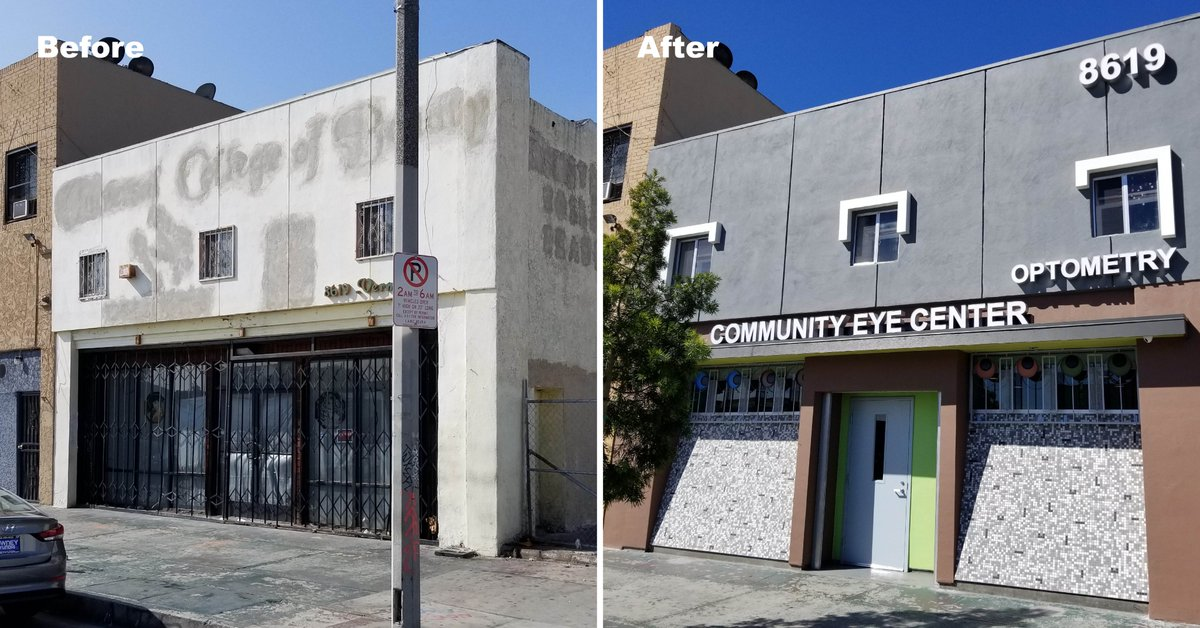 Bravo! 👏#smallbusiness owners: @CDCHACoLA can help you spruce up your place! https://t.co/WQFf4OoPjw