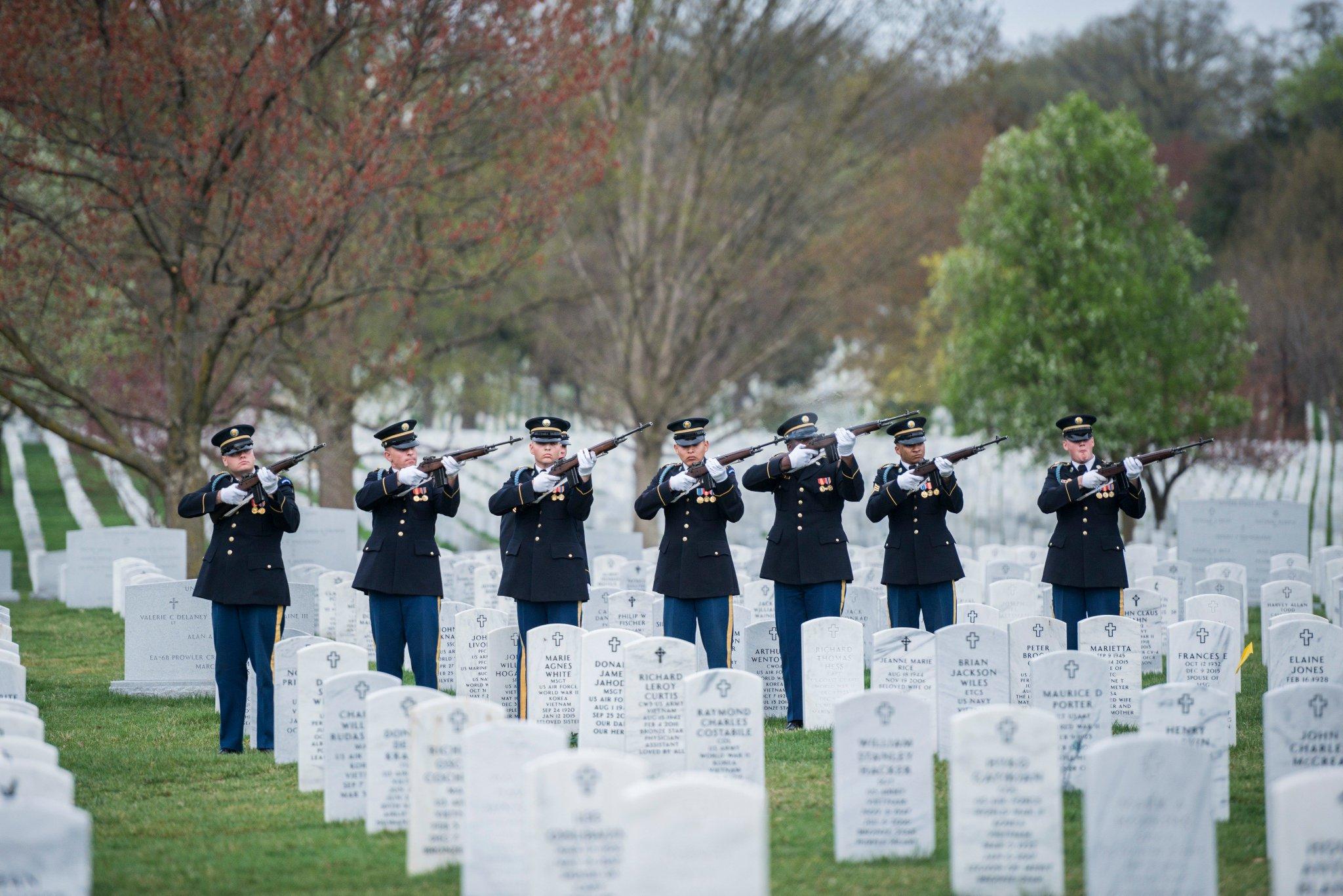 Arlington National Cemetery on Twitter: