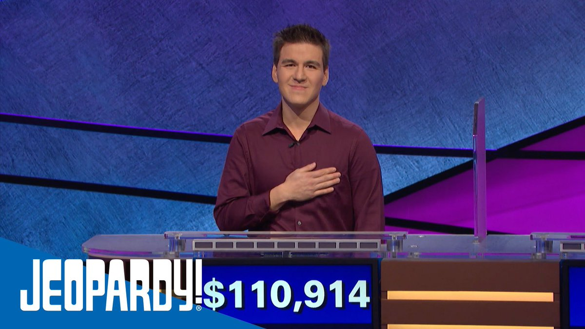 James Holzhauer is breaking 'Jeopardy!' and making geniuses look like idiots