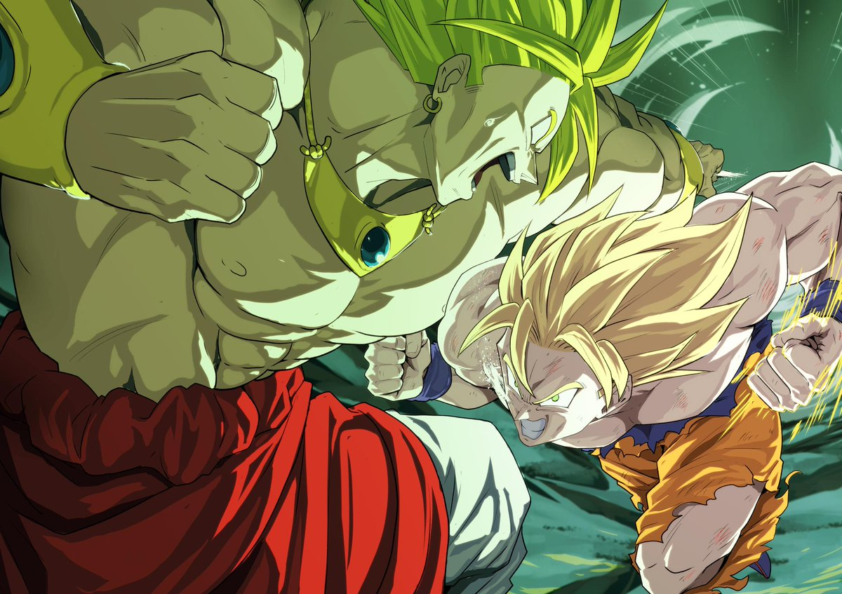 Images découvertes [Fanarts Dragon Ball] - Page 5 D3vyE1fUYAAxina