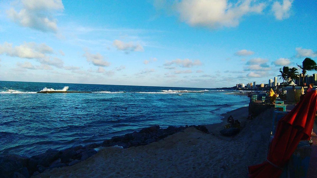 Aos poucos você vai redescobrindo a viver e apreciar a vida. . . . #praia #praiadomeio #beach #IG_RioGrandeDoNortepic.twitter.com/eIqQ5qJu4h