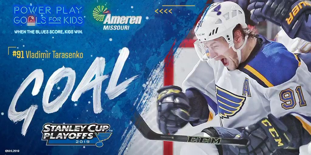 St. Louis Blues's photo on Tarasenko