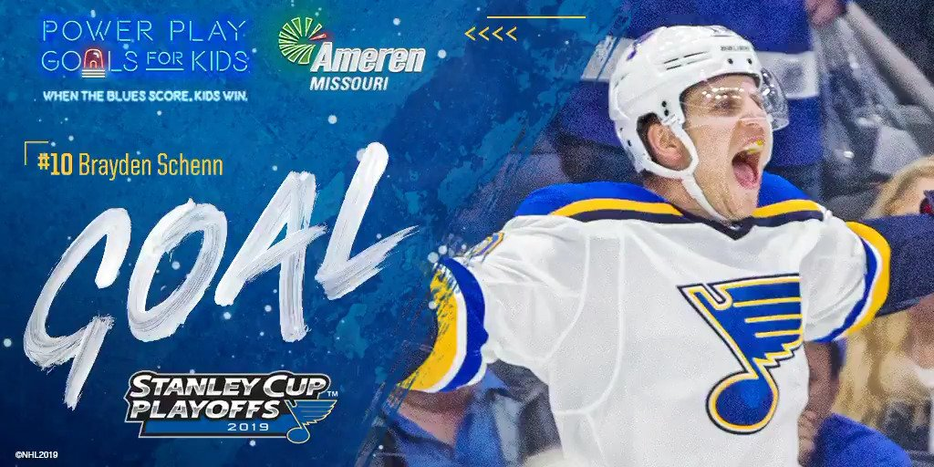 St. Louis Blues's photo on Brayden Schenn