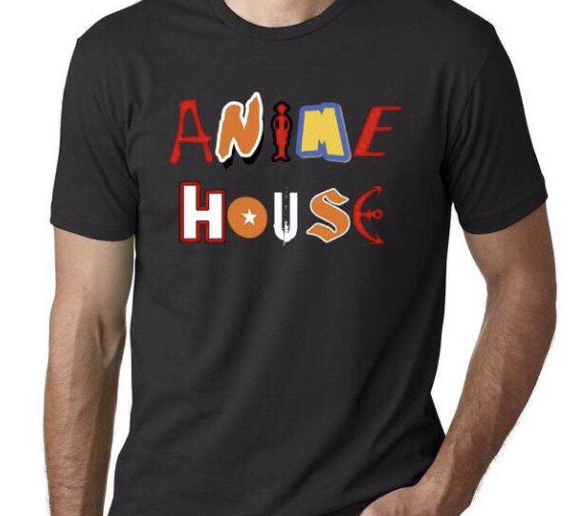 Ay get you an Anime House Shirt ! From RDCworld as well! 🙏🏾🔥