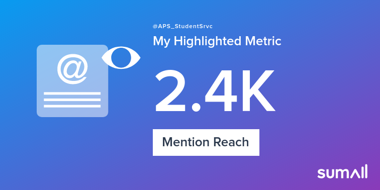 My week on Twitter 🎉: 9 Mentions, 2.4K Mention Reach, 1 Like, 3 New Followers. See yours with <a target='_blank' href='https://t.co/DE32NKi36Z'>https://t.co/DE32NKi36Z</a> <a target='_blank' href='https://t.co/IWX4NtkP5C'>https://t.co/IWX4NtkP5C</a>