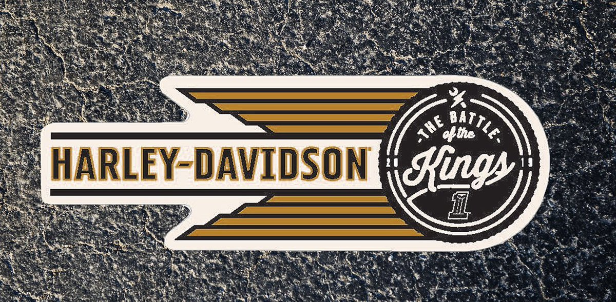 Honored to help choose a winner in the world's largest #motorcycle  customization contest - @HarleyDavidson s #BattleoftheKings    Grab a free sticker and learn more  http://bit.ly/BOTK_MILO   #HarleyDavidson  #FindYourFreedom  #ad