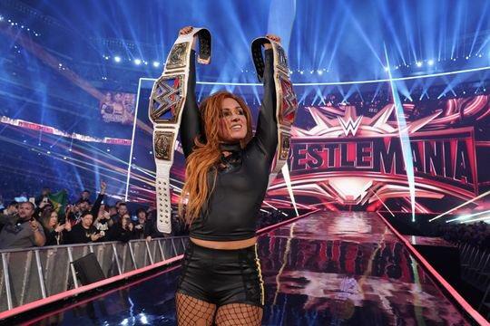 WWE Public Relations's photo on #WrestleMania