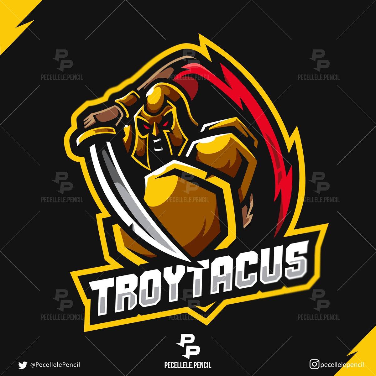 #logo done for @Troytacus. custom order is open now. @SGH_RTs @LaZy_RTs @GamerRetweetNow @GamersRetweetz @BulletinGamers @Quickest_Rts @DNRRTs @RogueRts @FameRTR @Quickest_Rts  #logodesign #gaminglogo #esportslogo #logoesports #squadlogo #mascotlogo #Spartans #knightlogo #twitchpic.twitter.com/hvGtNOahLv