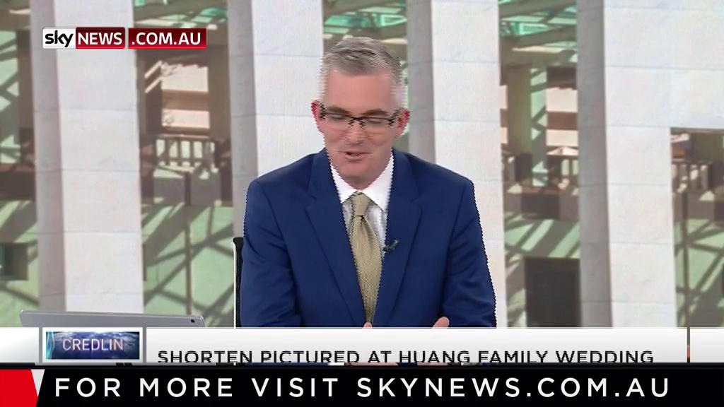 Sky News Australia's photo on Huang Xiangmo