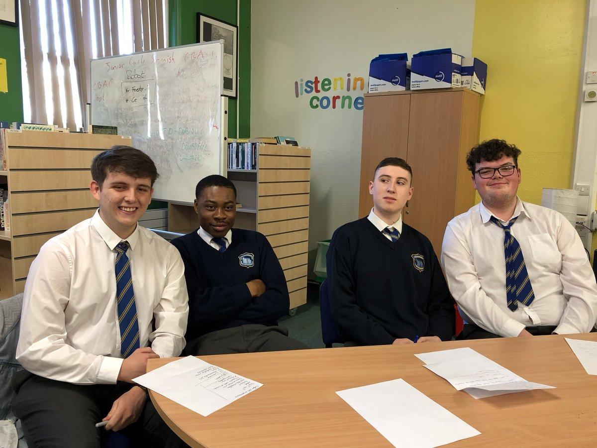 6th year debating this morning. #english #debates #literacyweek