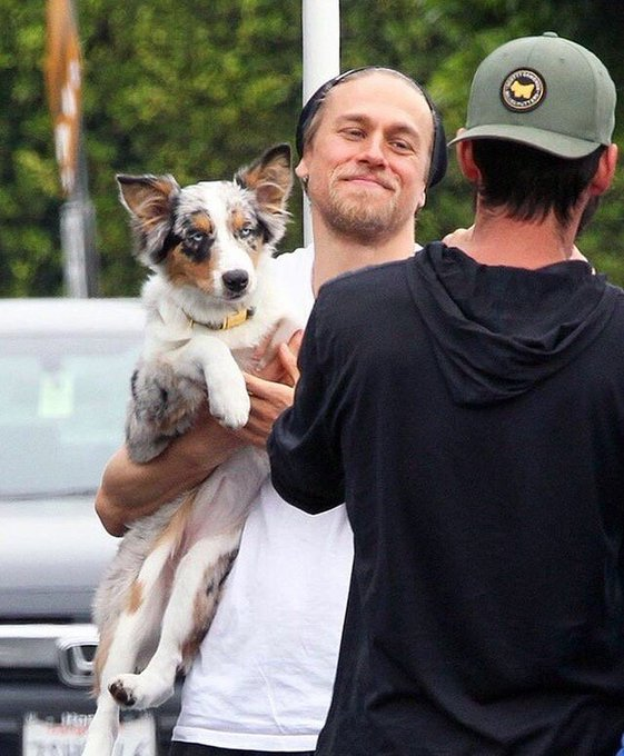 Charlie Hunnam turns 39 today! Happy Birthday to this wonderful man!
