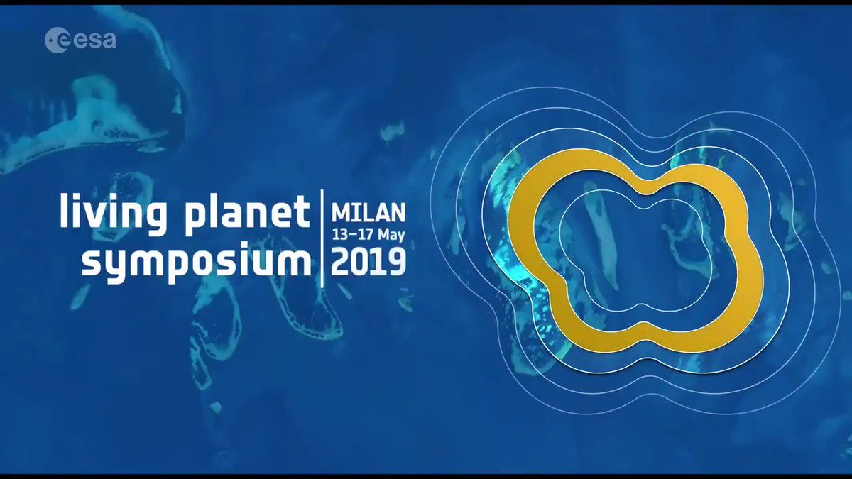 Are you a #journalist interested in #earthobservation and #climatechange? Then join us at the Living Planet Symposium in Milan this May for exclusive access to leading scientists and the latest environmental discoveries! Find out more: http://www.esa.int/Newsroom/Press_Releases/Call_for_Media_taking_the_pulse_of_our_planet_from_space… #LPS19 #callformedia