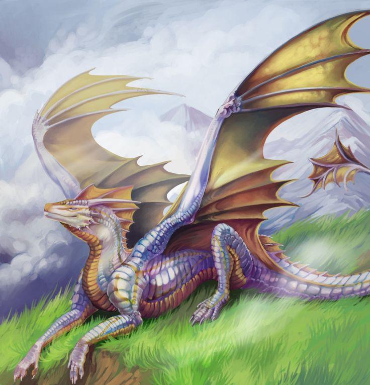 Родился 1991, интересные картинки с драконами