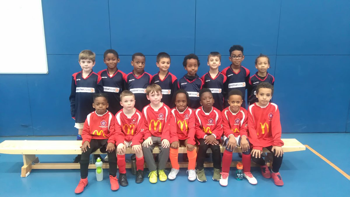 Well done both to the u7s and u8s against rovers Pre academy... Lots of smiles