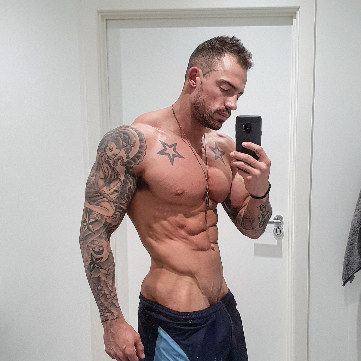 Want to see below the shorts?  http://www. onlyfans.com/ozzy_forbidden  &nbsp;  <br>http://pic.twitter.com/B287OYaquv