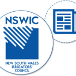 Image for the Tweet beginning: NSWIC Media Release: NSW Irrigators'