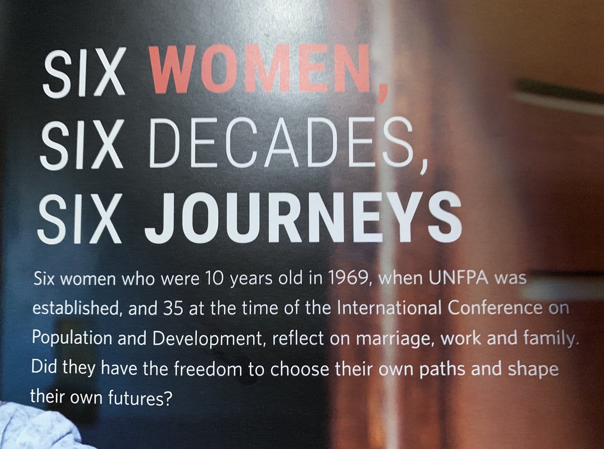 This year's #SWOP2019 is dedicated to #ICPD25 #UNFPA50. Thank you Josephine Kasya of #Uganda for sharing your inspiring journey of how you debunked the notion that rural based women can't take on political action & leadership #genderparity @unfpa_esaro @unfpa_uganda