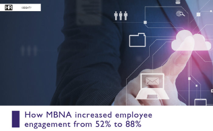 Did you know, 10Eighty worked with MBNA, a Bank of America company and helped increase their #employeeengagement by 36% over 3 years. Find out how by reading the case study below. http://bit.ly/2G8G2PW