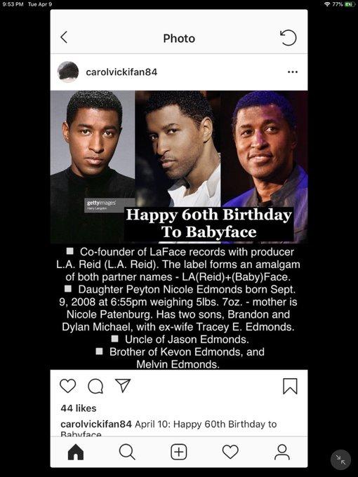 Happy Birthday! Babyface, Omar Sharif, Chyler Leigh and Chuck Connors!