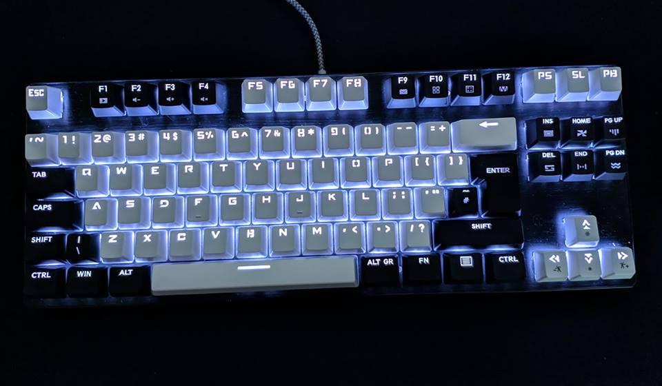 Drevo On Twitter The Impressive Keyboard With Unique Keycaps Looks Pretty Cool Customized Keyboard Vs Original Keyboard Photo By Owen Rhys Karl Gerrard Keyboard Drevo Tyrfing V2 Https T Co L5vjebyud4 Https T Co Nmf1qsjvio