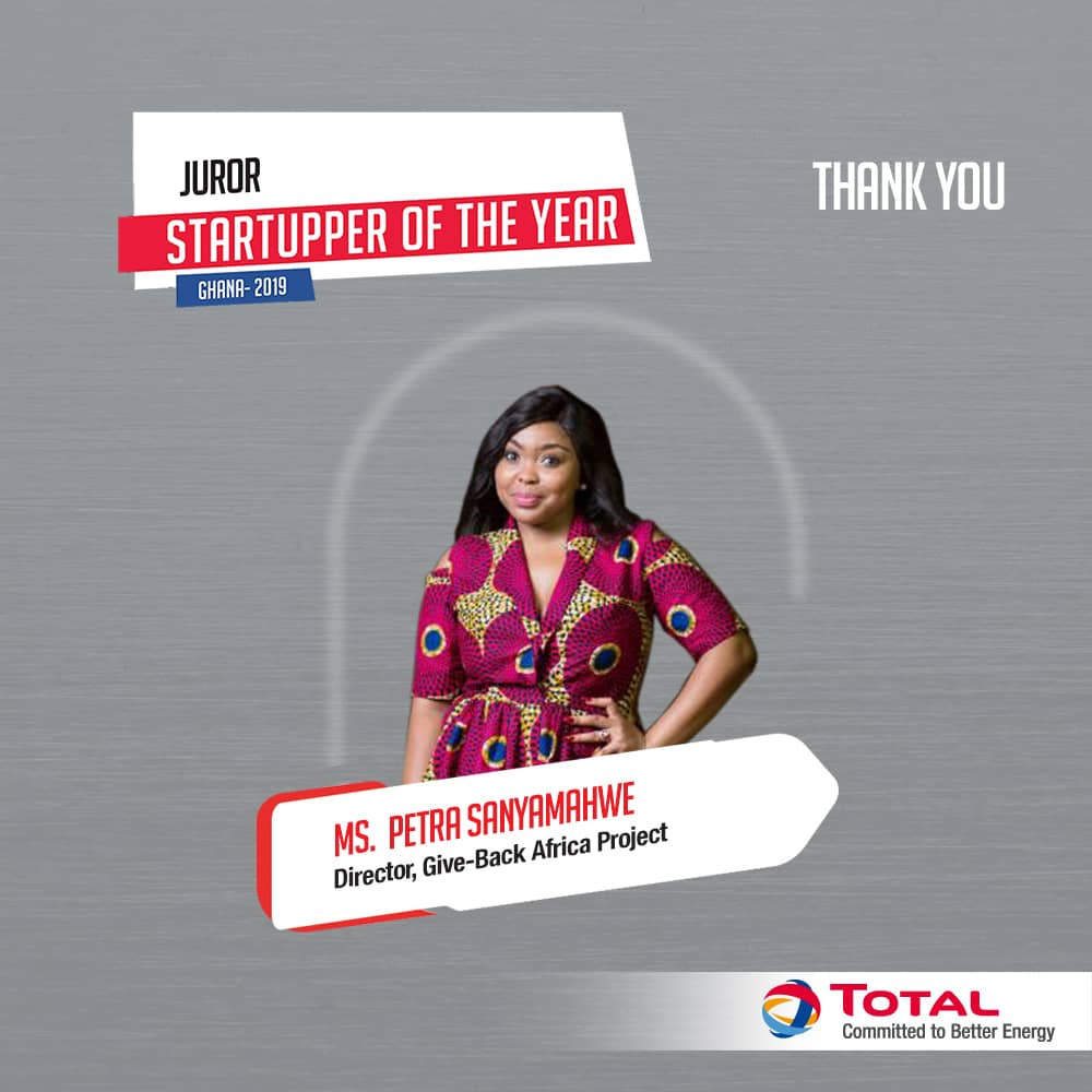 They graciously came on board and  offered their resources and time to groom the 16 finalists by giving them the skills and knowledge to grow their start-ups.   #TotalStartupper