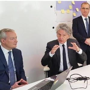 Atos y@googlecloud inauguran un laboratorio conjunto de#InteligenciaArtificial cuyo objetivo...