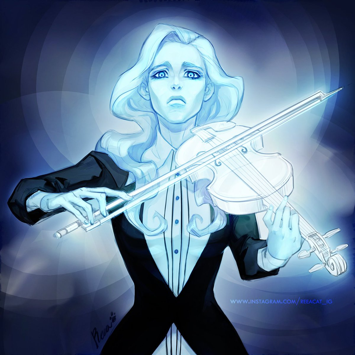 umbrella academy white violin powers