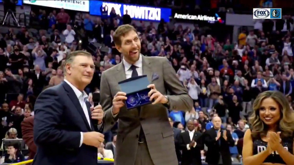 Tribute video of Dirk by the great @MFollowill  💙