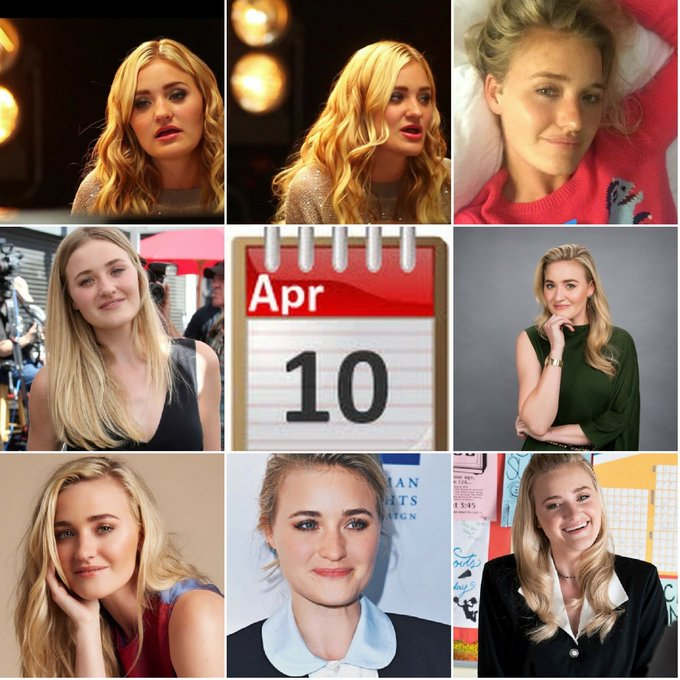 Happy 28th Birthday     AJ Michalka