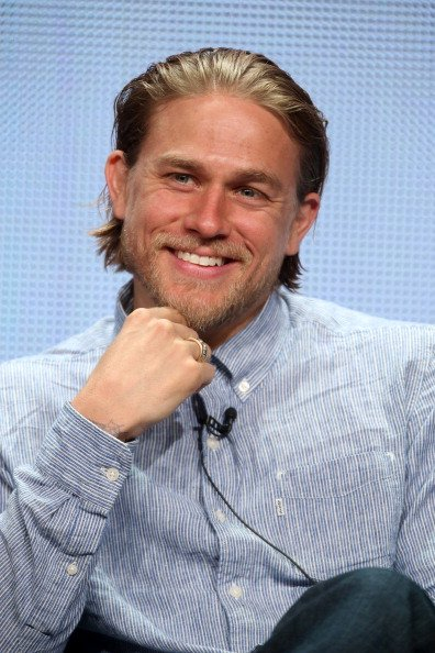 Happy Birthday Charlie Hunnam