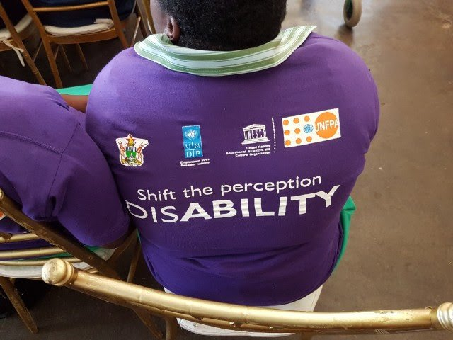 #DidYouKnow: Young persons with disabilities under the age of 18,especially girls, are almost four times more likely to be victims of abuse than those without disabilities? #UNFPA #Zimbabwe Check out @UNFPA #SWOP2019 to read more  more: http://unfpa.org/SWOP #UnfinishedBusiness