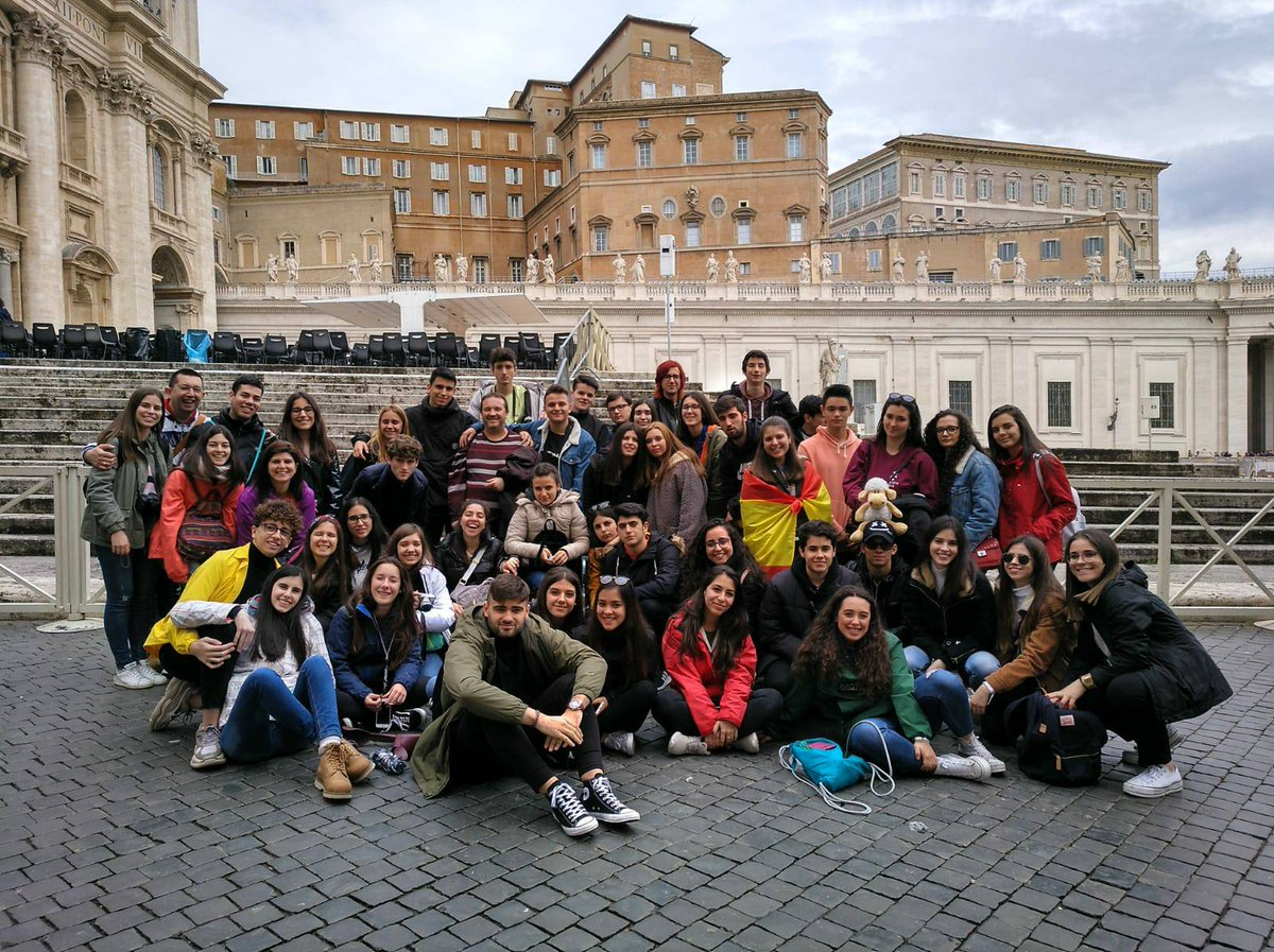 SalesianasPlCastilla's photo on #Vaticano