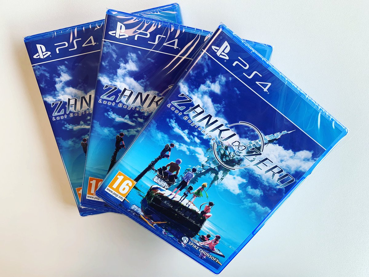 To celebrate the launch of #ZankiZero Last Beginning. We're giving away three copies of the game. to enter tell us your favoutire character in the comments and simply #Follow & #Retweet  T's & C's apply. We'll announce the lucky #Winners at 16:00 GMT Wednesday 17 April [UK Only].