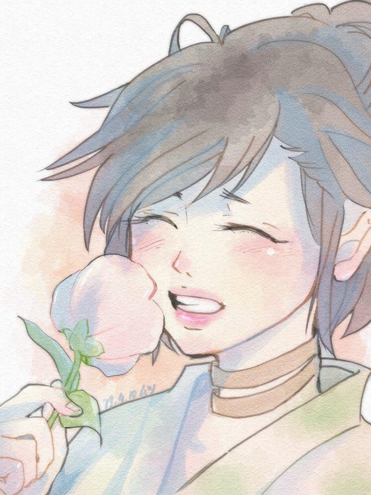 ♡100フォロワーさま感謝リクエスト企画 ♡ ①「お花もらった時の大人