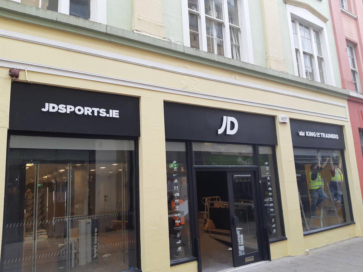 jd sports store locator northern ireland