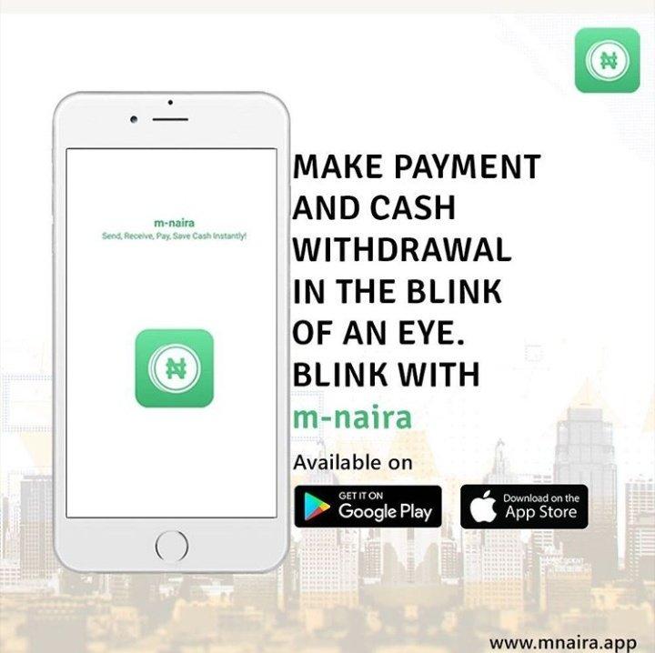 m-naira App (@mnairaApp)   Twitter