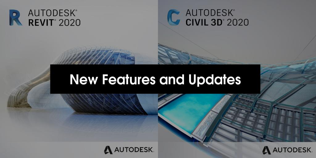 Excitech On Twitter Autodesk 2020 Software Updates Have