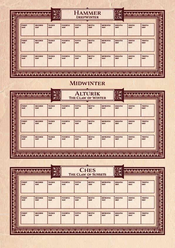 Faerun Calendar.Faerun Tagged Tweets And Downloader Twipu